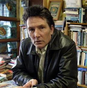Former Hello Salier singer Graham Brazier photogra